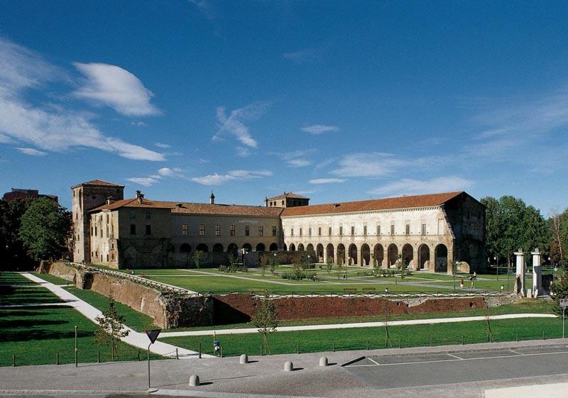 Castello di Melegnano - Foto di Adriano Carafoli