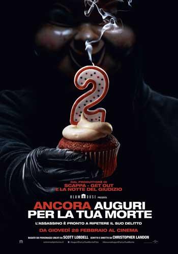 Ancora Auguri Per La Tua Morte poster film