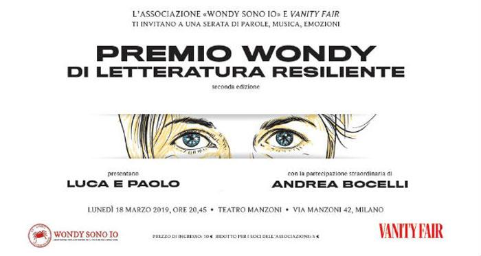 premio wondy 2019 banner