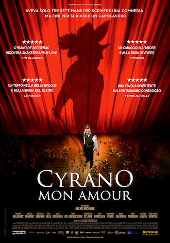 Cyrano mon amour poster italiano