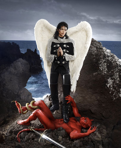 David LaChapelle, Archangel Michae