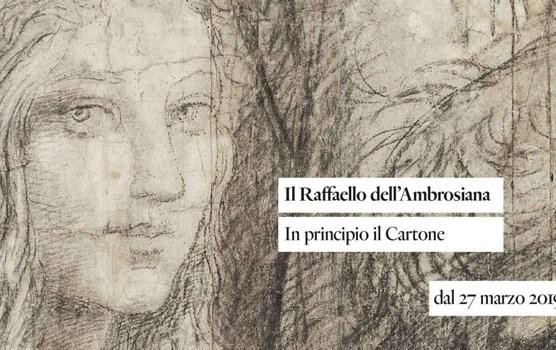 Cartone di Raffaello - banner web