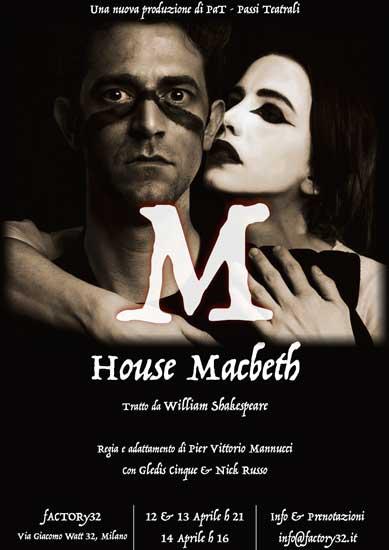 La locandina di House Macbeth