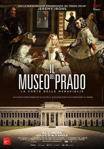Il Museo del Prado poster film