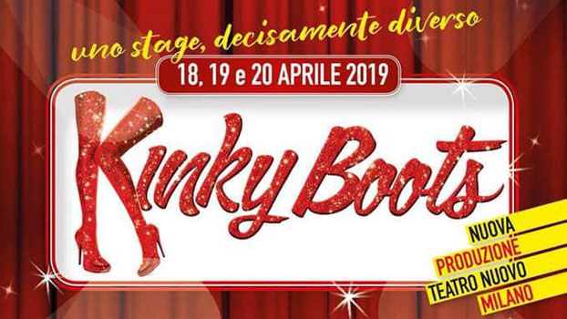 stage di Kinky Boots icona