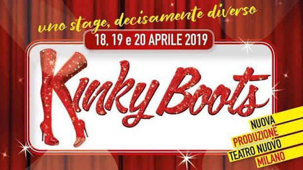 stage di Kinky Boots icona