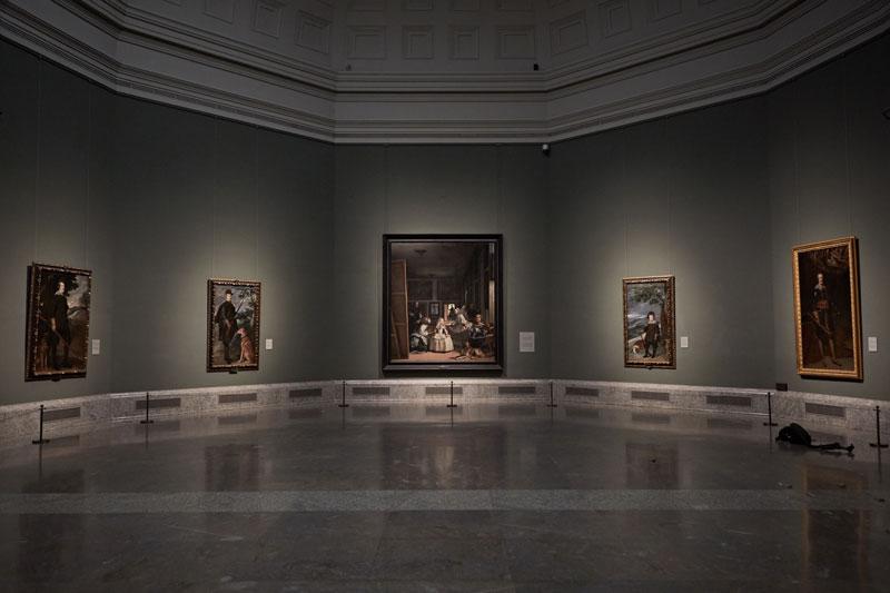 il museo del prado - una sala - ph Nexo digital
