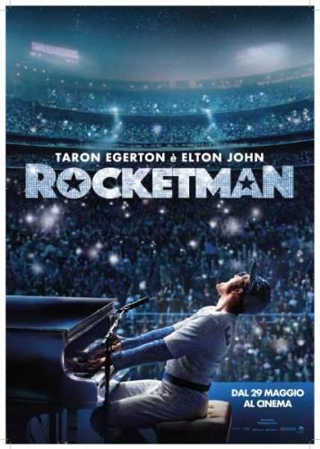 Rocketman poster film