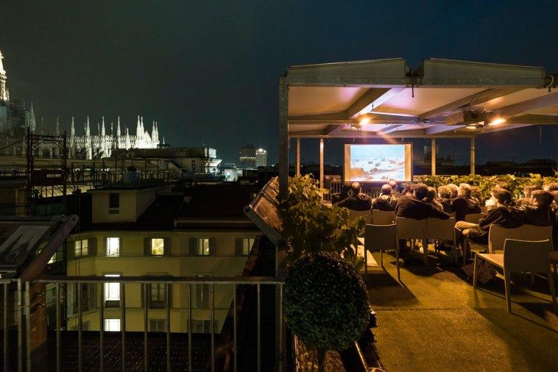Cinema Bianchini torna sui tetti di Milano