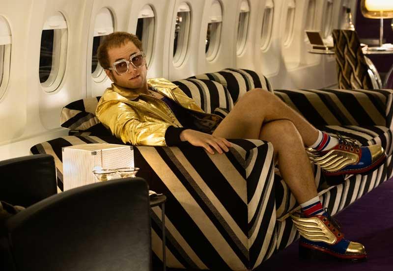 Taron Egerton nel film Rocketman - Photo: courtesy of 20th Century Fox