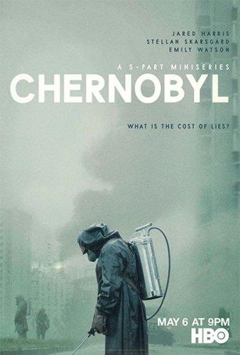 La locandina della serie Chernobyl
