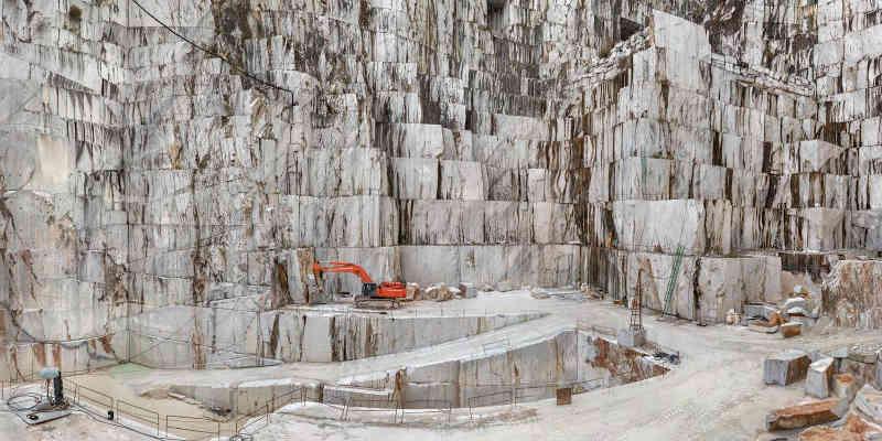 Carrara Marble Quarries, Cava di Canalgrande #2, Carrara, Italy 2016