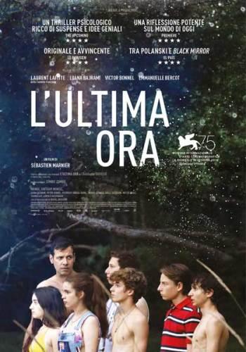 La locandina italiana del film L'ultima Ora
