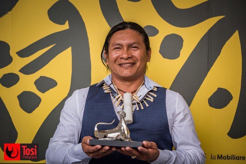 Best Actor di Locarno 2019: Regis Myrupu © Tosi Photography