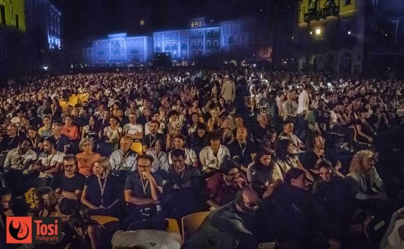 Il pubblico di Piazza Grande © Tosi Photography
