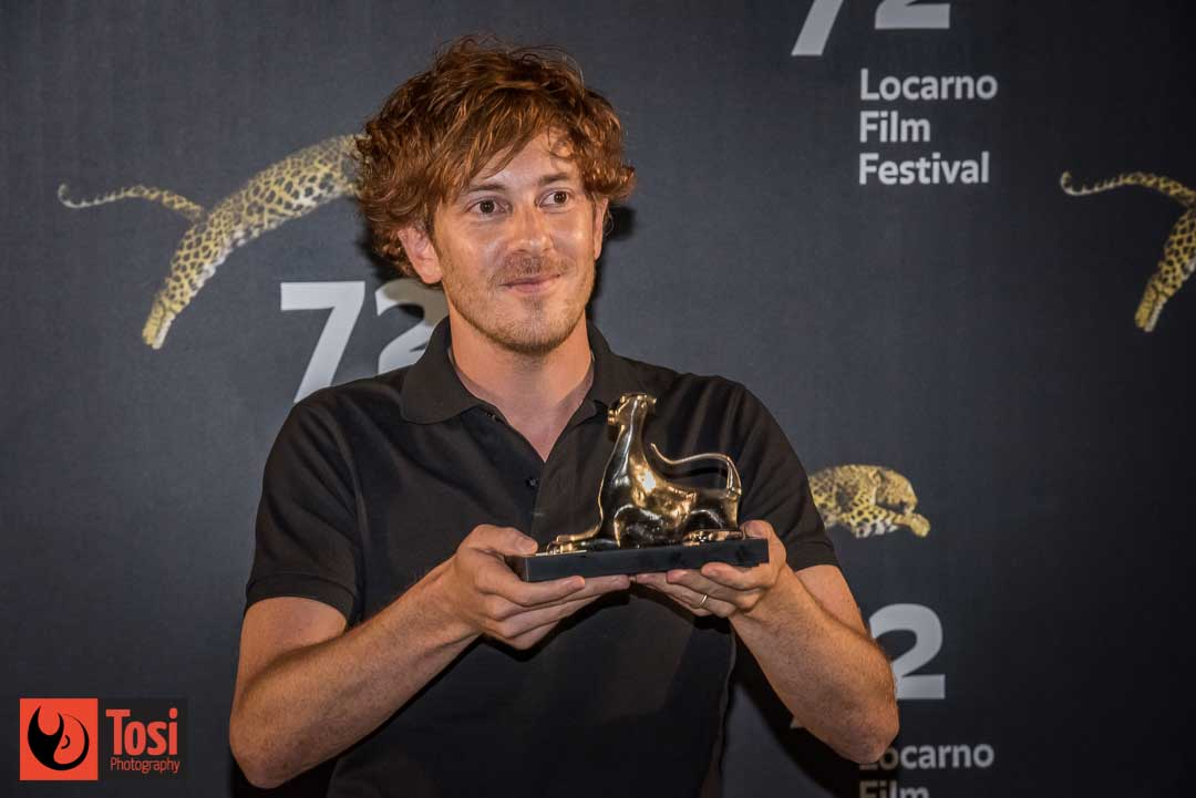I vincitori di Locarno 72 - Miglior regia: Damien Manivel per LES ENFANTS D'ISADORA © Tosi Photography