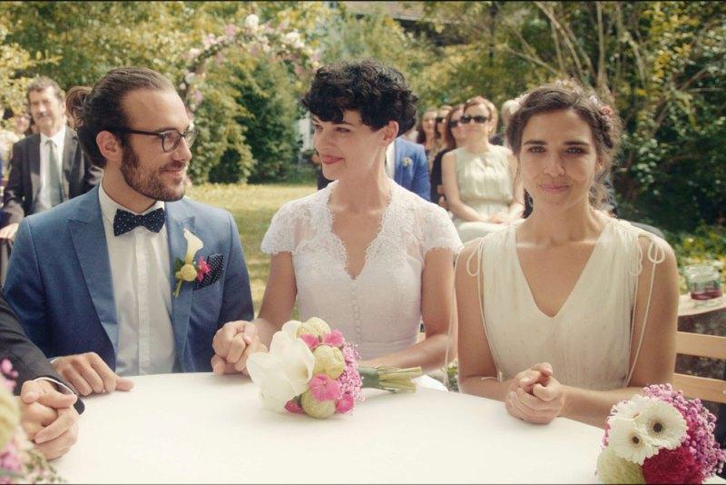 Una scena del film Die fruchtbaren Jahre sind vorbei - Photo: courtesy of Locarno film festival