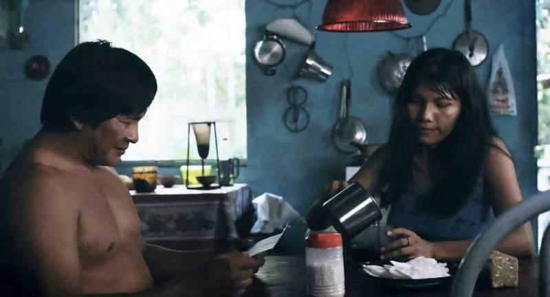 Una scena del film A Febre - Photo: courtesy of Locarno film festival