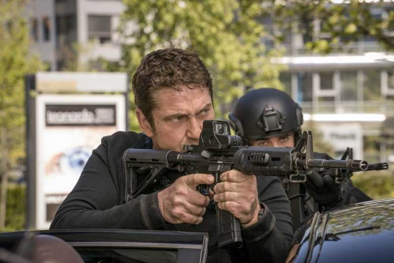 Gerard Butler in Attacco al Potere 3 - Photo: courtesy of Lucky Red