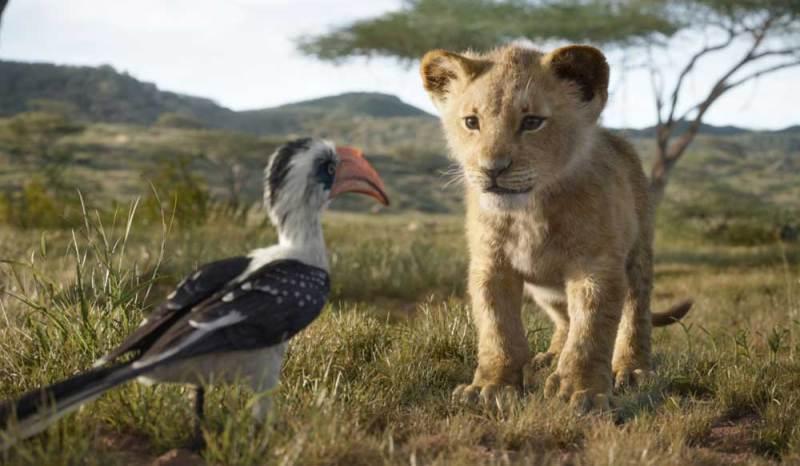 Una scena del film Il Re Leone - Photo: courtesy of Disney Italia