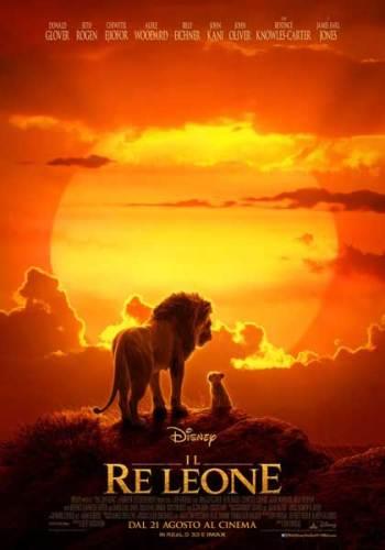Il Re Leone poster ita