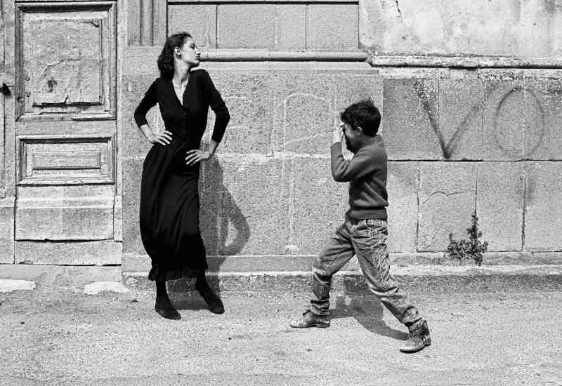 Ferdinando Scianna, Marpessa, Caltagirone, 1987 © Ferdinando Scianna