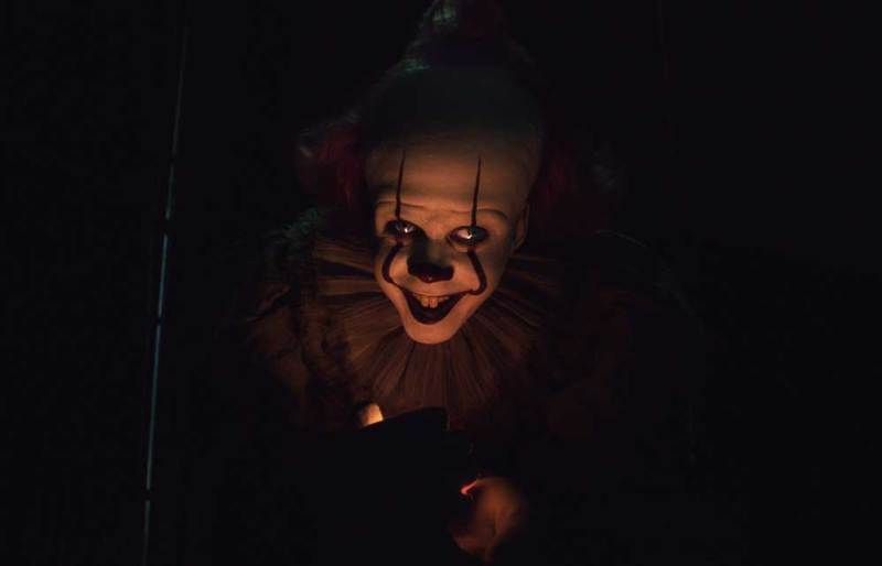 BILL SKARSGÅRD è Pennywise nel film IT 2 - Photo: Courtesy of Warner Bros. Pictures