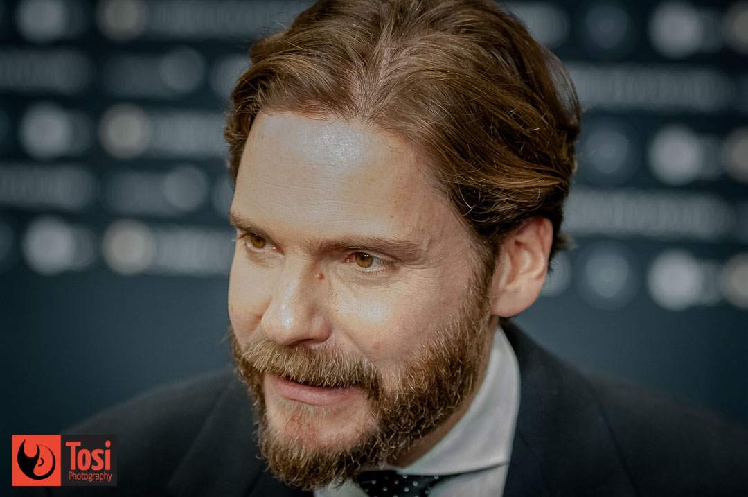 ZFF2019 FILM My Zoe - Daniel Brühl - Photo by Tosi Photography