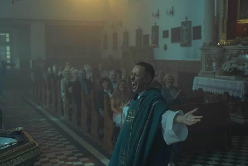 Una scena del film Corpus Christi - Photo: Giornate degli Autori