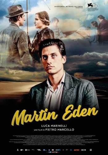 film martin eden poster