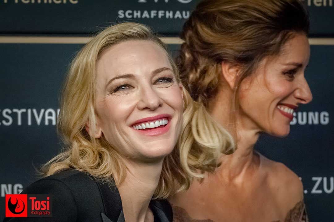 ZFF2019 FILM Where'd you go Bernadette - Cate Blanchett - Photo by Tosi Photography