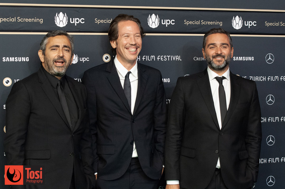 ZFF2019 FILM Hors Normes - Eric Toledano, Reda Kateb, Olivier Nakache - Photo by Tosi Photography