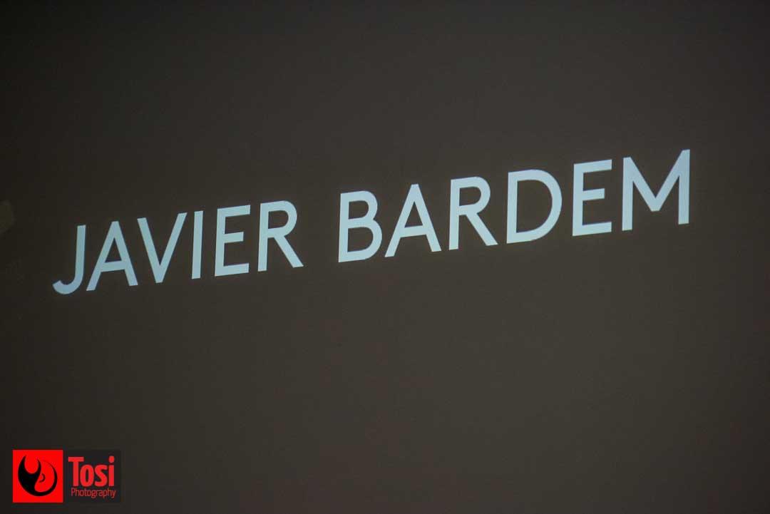 ZFF2019 Javier Bardem's masterclass - Photo by Tosi Photography