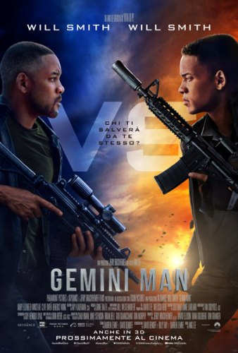Gemini Man poster film