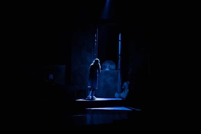 Una scena de L'Esorcista al Teatro Nuovo- Photo: Alice Fassi