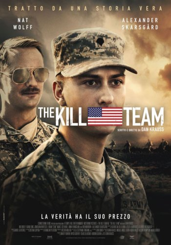the kill team poster film