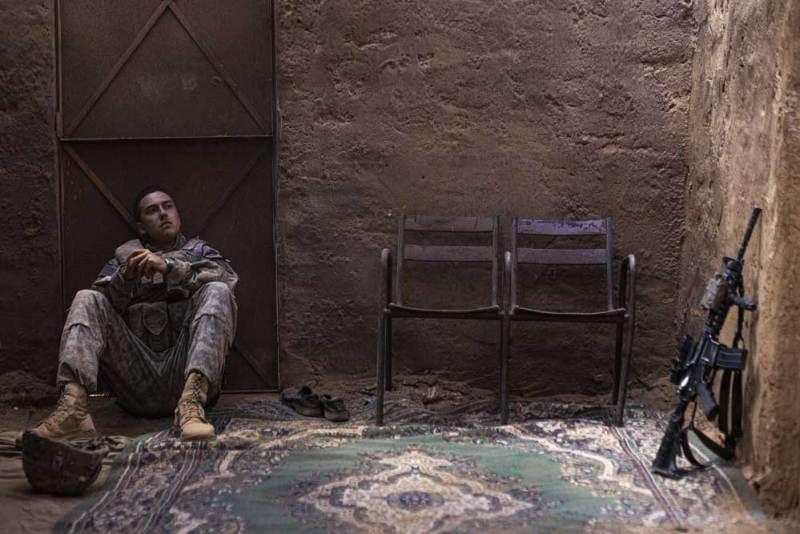 Una scena del film The Kill Team - Photo: courtesy of Eagle Pictures