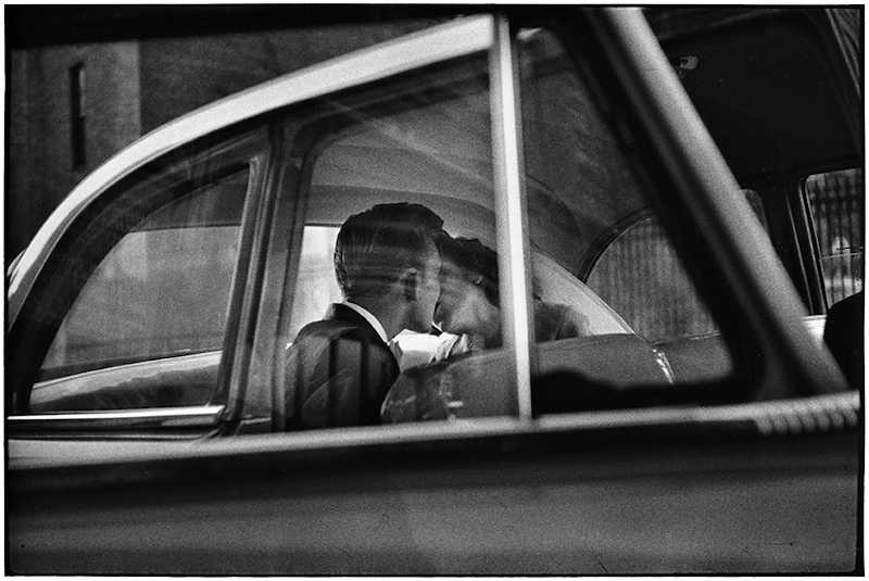 Elliott Erwitt, New York City, USA, 1955. © Elliott Erwitt