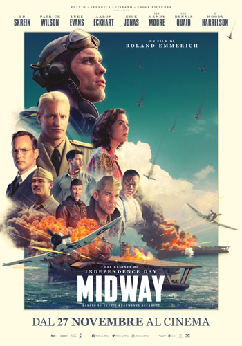 MIDWAY poster film