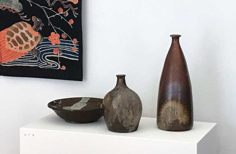Giappone L'arte nel quotidiano, alcuni manufatti in mostra - Foto: MaSeDomani