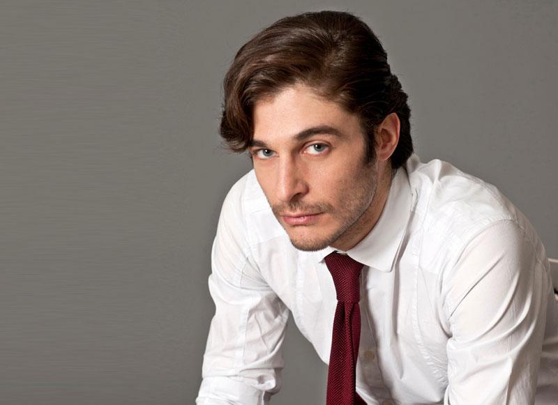 Lino Guanciale sarà nella nuova stagione del Teatro Duse con Itaca... il viaggio.