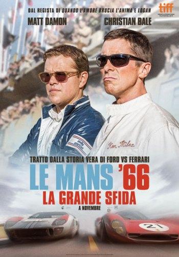 Le Mans '66 - La grande sfida poster film