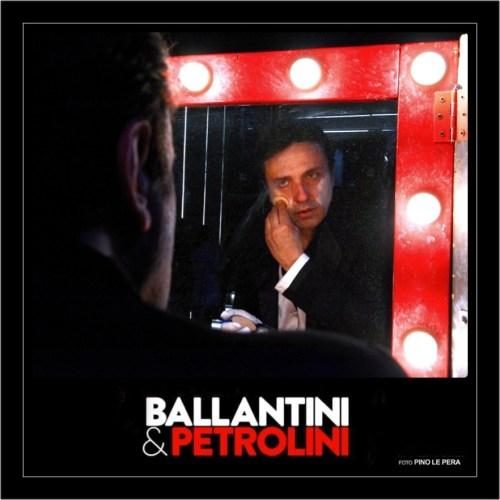 Dario Ballantini in Ballantini e Petrolini - Foto di Pino Le Pera