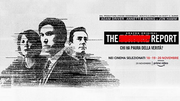 The Report banner film