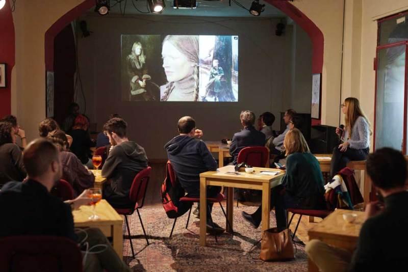 Arte ed eventi culturali alla Corte dei Miracoli - Foto di Sergio Bernini