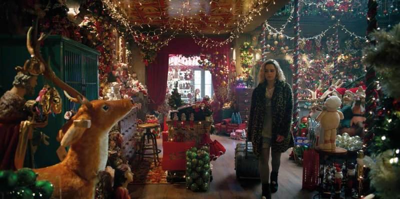 Emilia Clarke nel film Last Christmas © 2019 Universal Studios