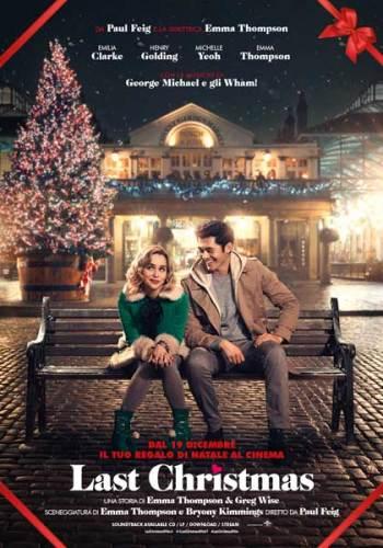 Last Christmas poster film