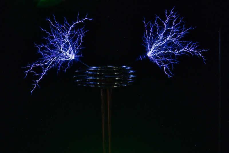 Una foto dalla Nikola Tesla Exhibition