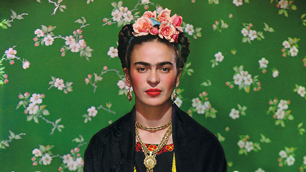 Frida Kahlo, White Bench © Nickolas Muray Photo Archive