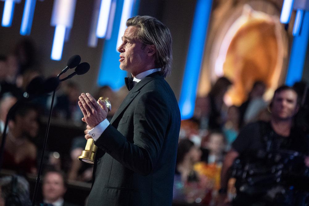 Brad Pitt - Photo: HFPA